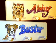 Abby and Buster